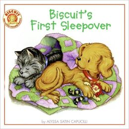 Biscuit's First Sleepover (Biscuit Series)