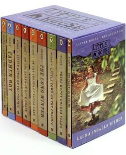 Little House (9-Book Boxed Set)