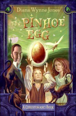 The Pinhoe Egg (Chrestomanci Series #6)