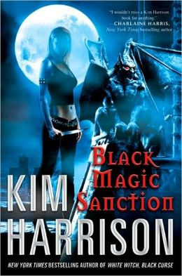 Black Magic Sanction (Hollows Series #8)
