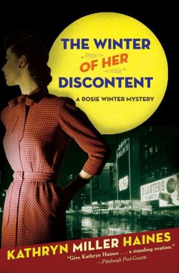 The Winter of Her Discontent (Rosie Winter Series #2)