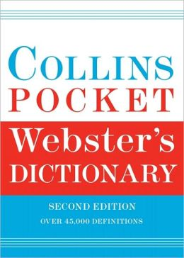 Collins Pocket Webster's Dictionary, 2e