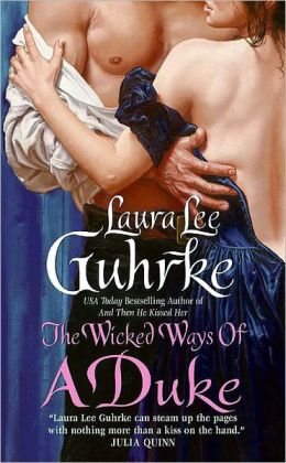 The Wicked Ways of a Duke (Girl-Bachelor Series #2)