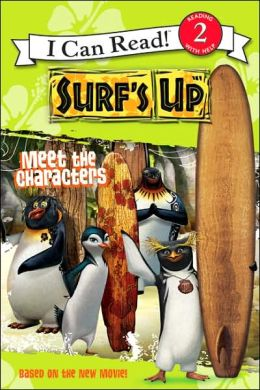Surf's Up: Meet the Characters (I Can Read Book Series)
