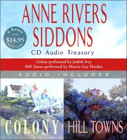 Colony and Hill Towns: CD Audio Treasury