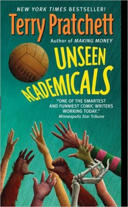Unseen Academicals (Discworld Series #37)