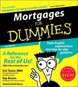 Mortgages for Dummies 2nd Ed. CD: Mortgages for Dummies 2nd Ed. CD
