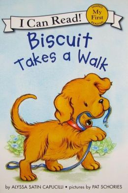Biscuit Takes a Walk (My First I Can Read Series)
