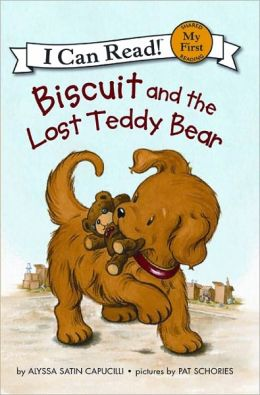 Biscuit and the Lost Teddy Bear (My First I Can Read Series)