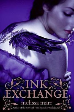 Ink Exchange (Wicked Lovely Series #2)