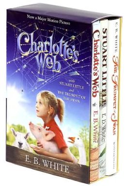 Charlotte's Web Movie Tie-In Box Set