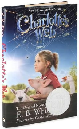 Charlotte's Web Movie Tie-in Edition