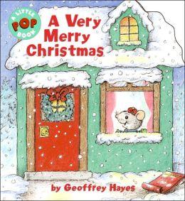 Very Merry Christmas: A Little Pop Book