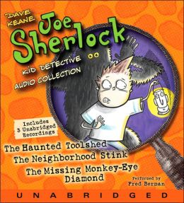 Joe Sherlock, Kid Detective CD Audio Collection: Joe Sherlock, Kid Detective CD Audio Collection