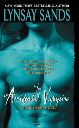 The Accidental Vampire (Argeneau Vampire Series #7)