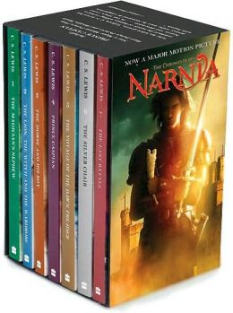 The Chronicles of Narnia Movie Tie-In (Boxed Set)
