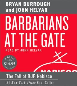 Barbarians at the Gate Low Price CD: Barbarians at the Gate Low Price CD