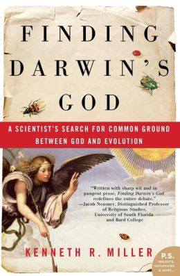 Finding Darwin's God: A Scientist's Search for Common Ground between God and Evolution