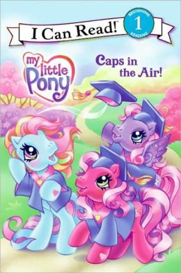 My Little Pony: Caps in the Air!