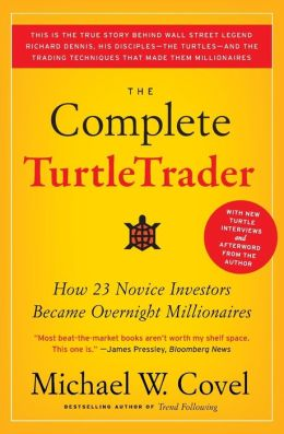 Complete Turtletrader: How 23 Novice Investors Became Overnight Millionaires