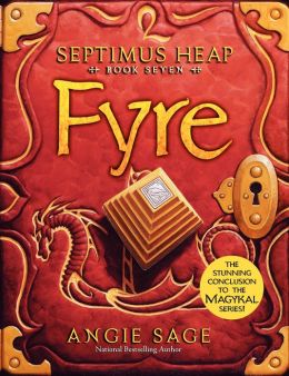 Fyre (Septimus Heap Series #7)