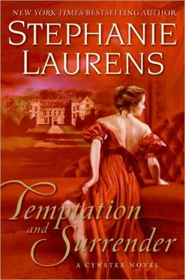 Temptation and Surrender (Cynster Series)
