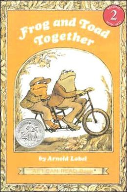 Frog and Toad Together (I Can Read Book Series: Level 2)