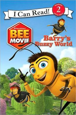 Bee Movie: Barry's Buzzy World (I Can Read Level 2)