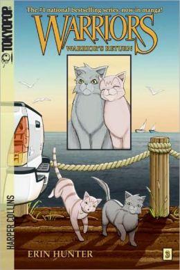 Warrior's Return (Warriors Manga Series #3)