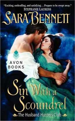 Sin With a Scoundrel (Husband Hunters Club Series #4)