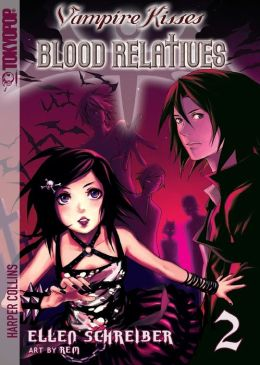 Vampire Kisses: Blood Relatives, Volume 2