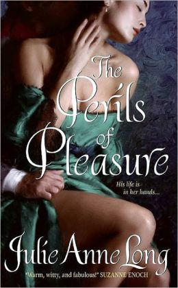 The Perils of Pleasure (Pennyroyal Green Series #1)