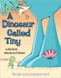 Dinosaur Called Tiny: The Pint-Sized Prehistoric Hero!