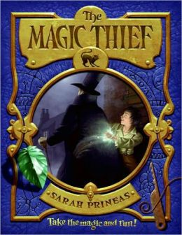 The Magic Thief (Magic Thief Series #1)