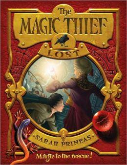 Lost (Magic Thief Series #2)