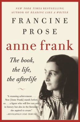 Anne frank the book the life the afterlife by francine for Anne frank musical