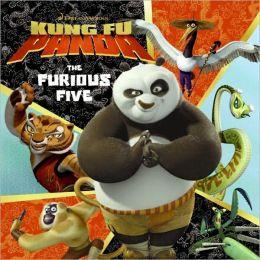 Kung Fu Panda: The Furious Five
