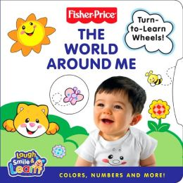 World Around Me: Colors, Numbers and More