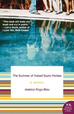 Summer of Naked Swim Parties (P.S. Series)
