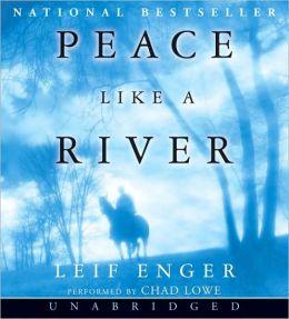 Peace Like a River CD: Peace Like a River CD