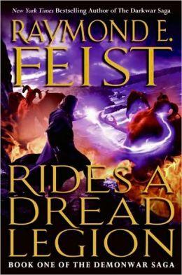 Rides a Dread Legion (Demonwar Saga Series #1)