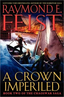 A Crown Imperiled (Chaoswar Saga Series #2)