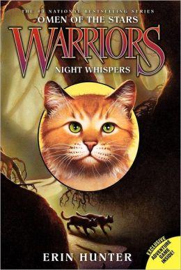 Night Whispers (Warriors: Omen of the Stars Series #3)