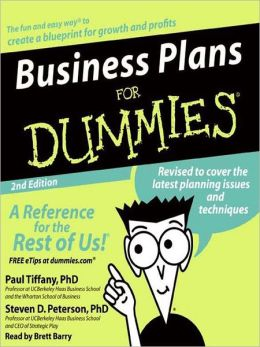 Business Plans for Dummies®: 2nd Edition