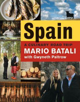 Spain...: A Culinary Road Trip