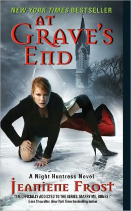 At Grave's End (Night Huntress Series #3)