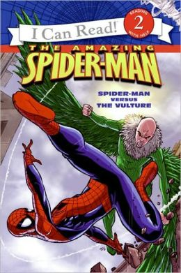 Amazing Spider-Man: Spider-Man Versus the Vulture (I Can Read Book 2 Series)