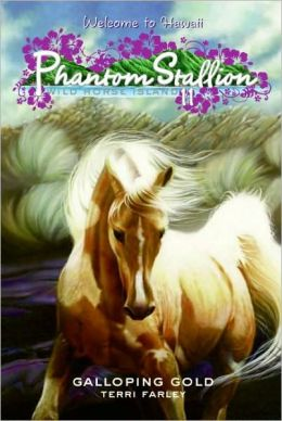 Galloping Gold (Phantom Stallion: Wild Horse Island Series #11)