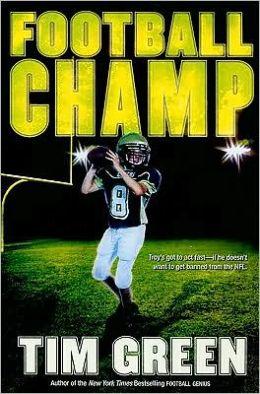 Football Champ (Football Genius Series #3)