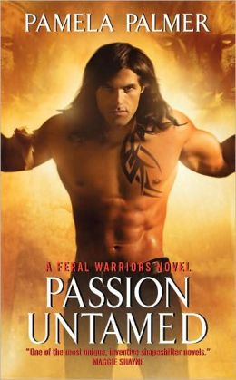 Passion Untamed (Feral Warriors Series #3)